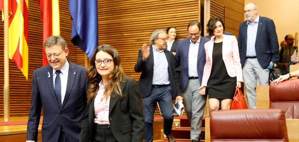 Ximo Puig anuncia un congreso en noviembre sobre el autogobierno valenciano