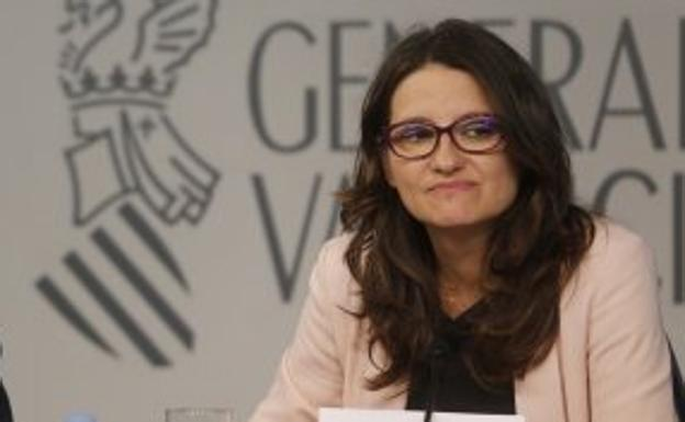 Mónica Oltra y la Generalitat denunciarán la «intimidación» sufrida en casa por parte de «fascistas»