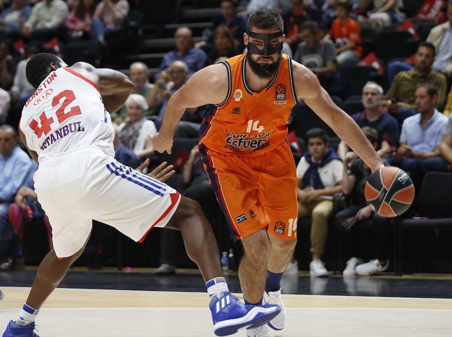 Fotos del Valencia Basket vs. Anadolu Efes