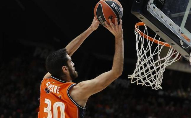 Valencia Basket - Anadolu Efes: El campeón de la ACB se presenta en la Euroliga