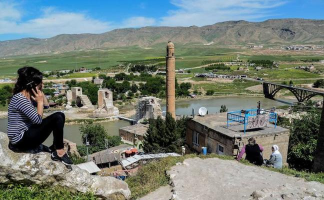 Los últimos días de una ciudad de 10.000 años