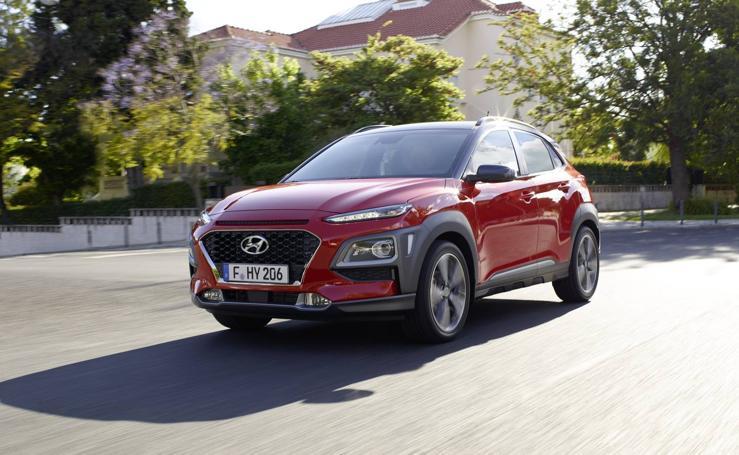 Hyundai Kona, las imágenes del nuevo SUV compacto
