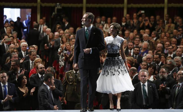 Fotos de la entrega de los premios Princesa de Asturias