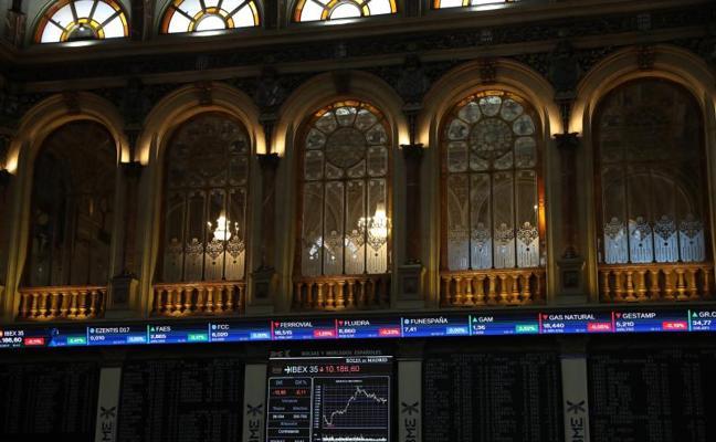 La tensión política pausa al Ibex-35 sobre los 10.200 puntos