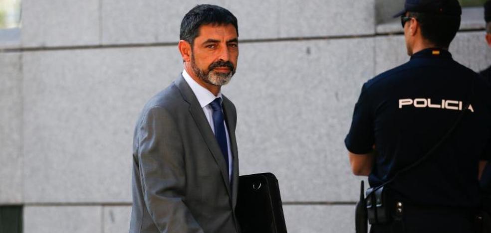 La juez Lamela registra las llamadas de Trapero y los líderes secesionistas hasta el 2-O