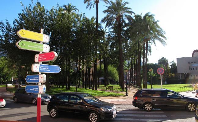La patronal tilda de absurda la Vía Parque del PGE de Dénia por no conectar con la ronda sur