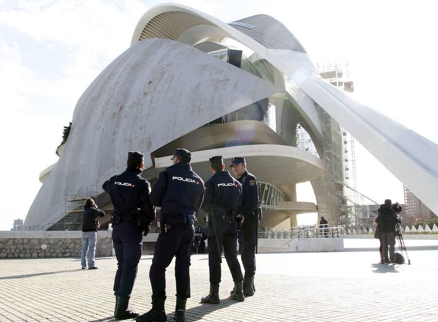 Europa cuestiona la talla mínima para ser policía
