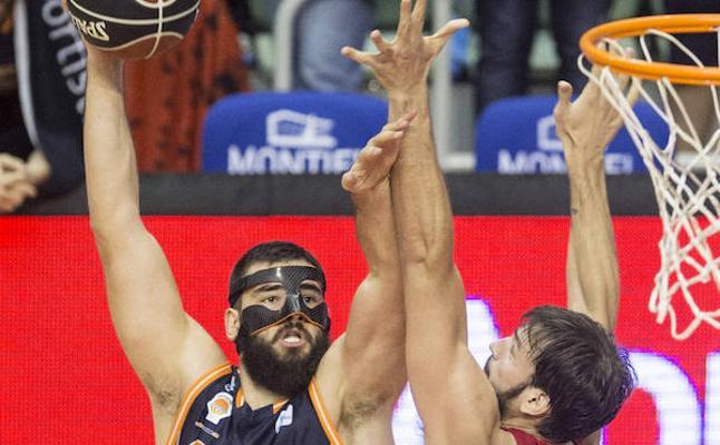 UCAM Murcia - Valencia Basket: el conjunto taronja gana sobre la bocina (91-93)