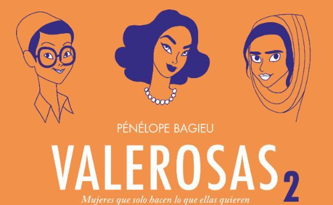 Bagieu retrata quince historias de mujeres en 'Valerosas 2'