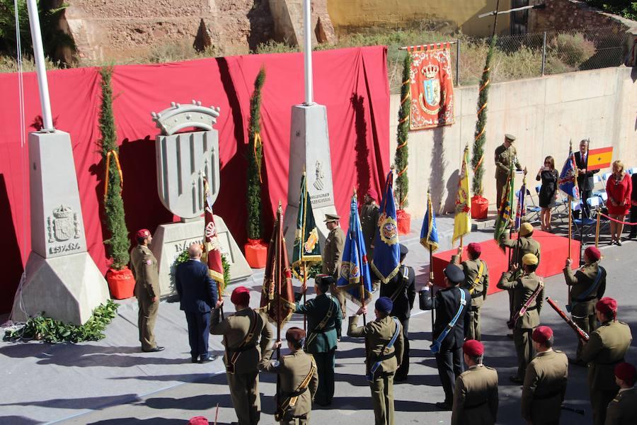 Fotos de la parada militar en Náquera