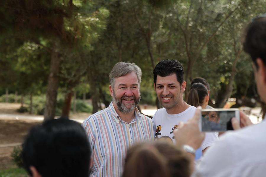 Fotos del homenaje a 'Verano Azul' en el Festival Antonio Ferrandis de Paterna