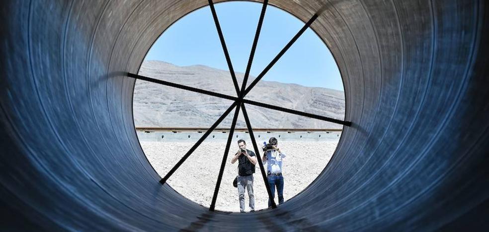 Hyperloop ya tiene luz verde para construir sus túneles