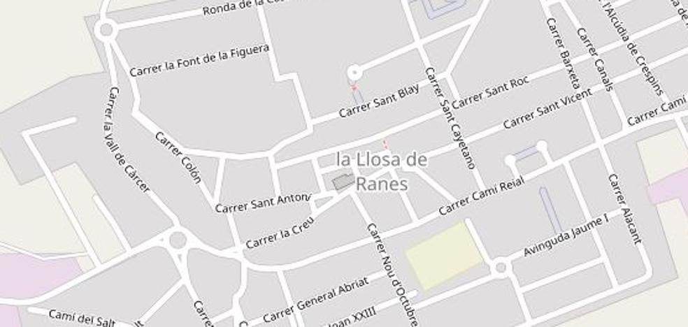Un cazador hiere de un tiro a un ciclista por accidente en Llosa de Ranes