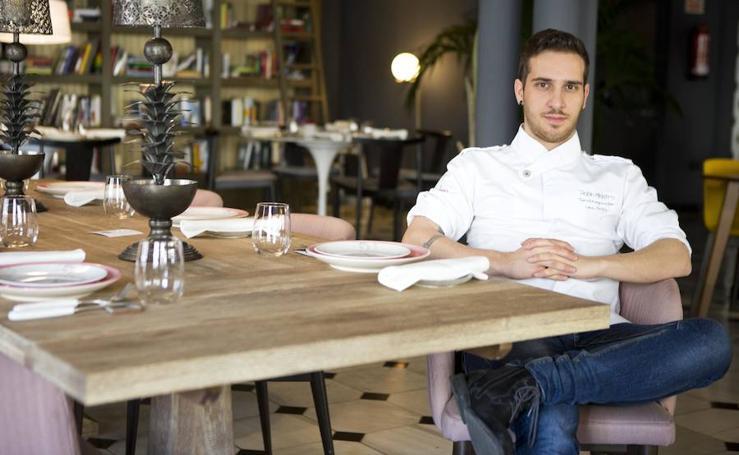 Siete cocineros revelación en Valencia
