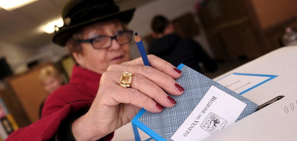 Lombardía y Véneto votan a favor de pedir más autonomía al Estado italiano