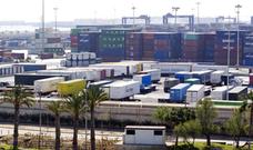 La entrada de pedidos en la Comunitat se dispara un 17%, el doble que la media de España