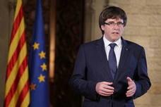 La prima de Puigdemont también traslada su sede fuera de Cataluña