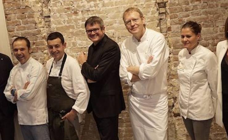 Los chefs valencianos conquistan Amsterdam