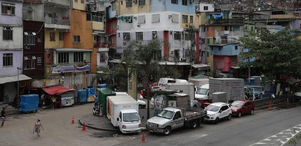 Sale en libertad provisional el policía que mató a la turista española en Río