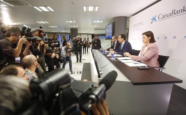 Caixabank ve definitivo su traslado a Valencia