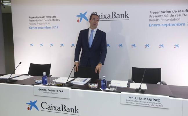 Caixabank logra el mayor beneficio trimestral de su historia: 649 millones de euros