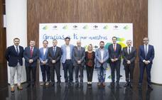Carrefour celebra 40 años en Alicante