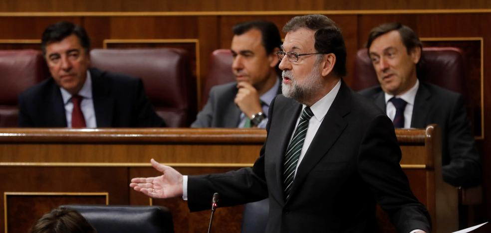 ERC y PDeCAT piden la comparecencia de Rajoy en el Congreso por el artículo 155