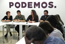 Estañ: «A día de hoy Podemos no apoyará los presupuestos para 2018»