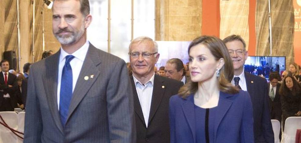 Los Reyes presidirán el lunes en Valencia la entrega de los Premios Rey Jaime I