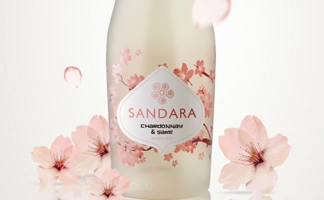 Sandara estrena a nivel mundial su rompedora fusión Chardonnay-Sake