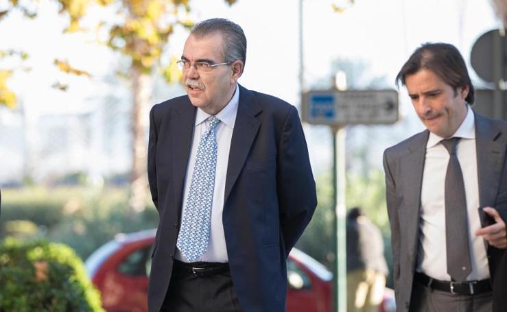 Fotos del juicio a Juan Soler por el intento de secuestro a Vicente Soriano
