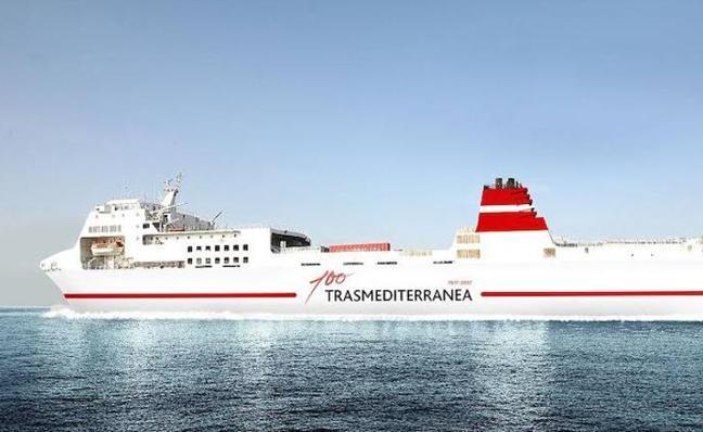 Acciona vende su participación en Trasmediterránea a Naviera Armas por 260,4 millones