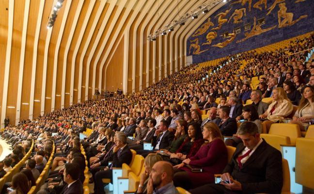 El Palau de les Arts acoge hoy la gala de los Valencianos para el Siglo XXI