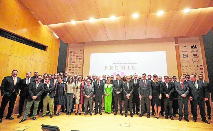 Premios Faes, la gran noche de los empresarios de la Safor