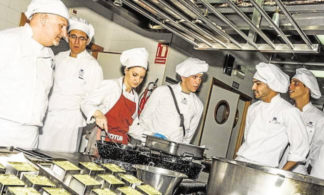 La Universidad de Alicante crea el grado de Gastronomía y Artes Culinarias