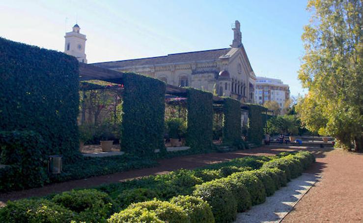 Fotos del Jardín de las Hespérides en Valencia