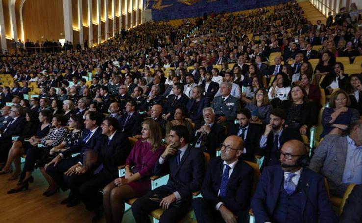 Fotos de la gala Valencianos para el siglo XXI del año 2017