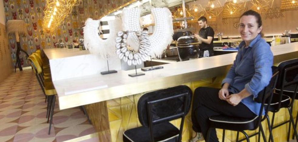 Begoña Rodrigo busca personal para el restaurante 'Nómada'