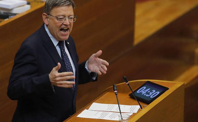 El Consell no apoyará la aplicación del 155 si Puigdemont convoca elecciones