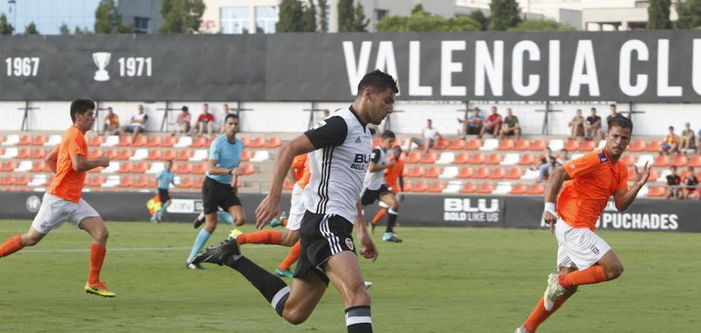 Valencia CF | Alemany se reúne con el representante de Rafa Mir