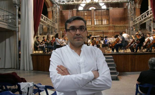 El Institut Valencià nombra a Voro García director del festival Ensems