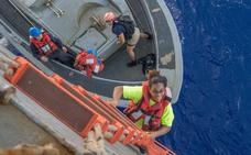 Dos náufragas son rescatadas después de meses perdidas en el océano Pacífico