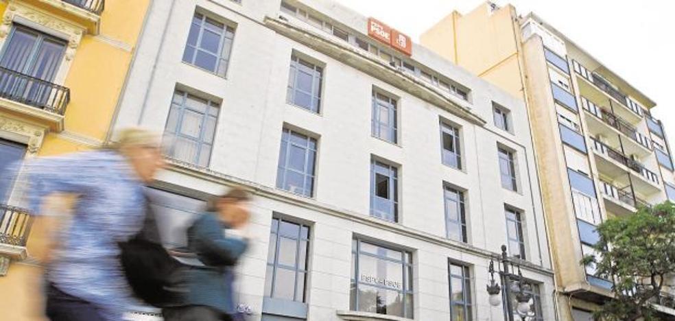 El PSPV da luz verde a la venta de su sede de Blanquerías por 5,8 millones