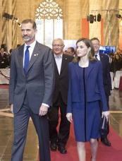 El Rey no acudirá a la entrega de los Jaime I en Valencia por la crisis en Cataluña