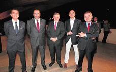 Todos los representantes de la sociedad valenciana