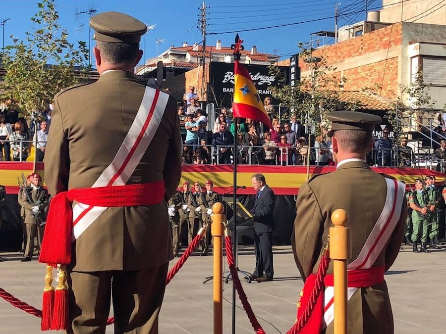 Fotos del acto de jura de bandera en Villarreal
