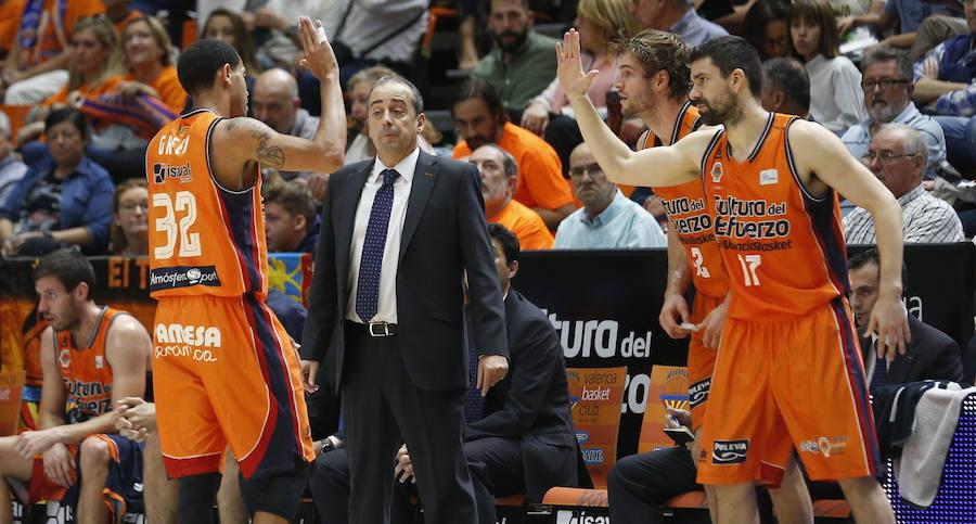 Fotos del Valencia Basket - Gran Canaria