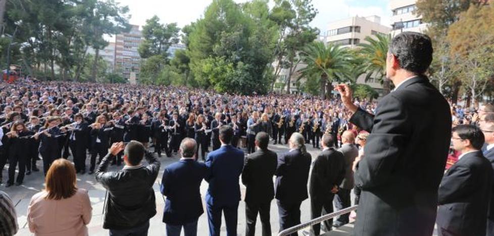 Las bandas de la Comunitat Valenciana quieren superar tres récords para entrar en la historia