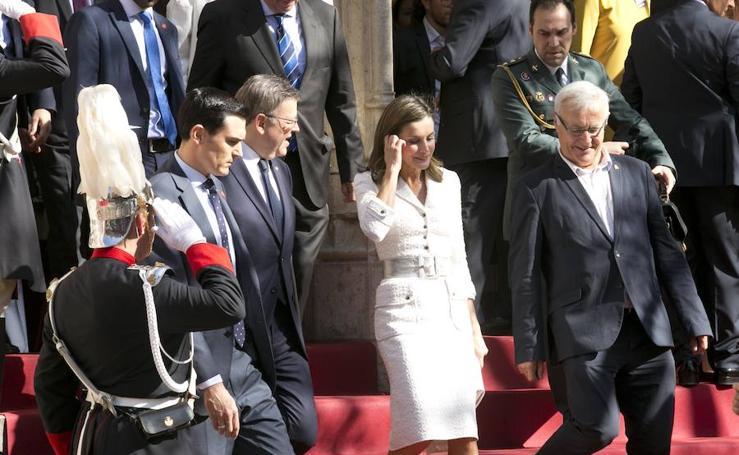 Fotos de la Reina Letizia Ortiz en los Premios Rei Jaume I