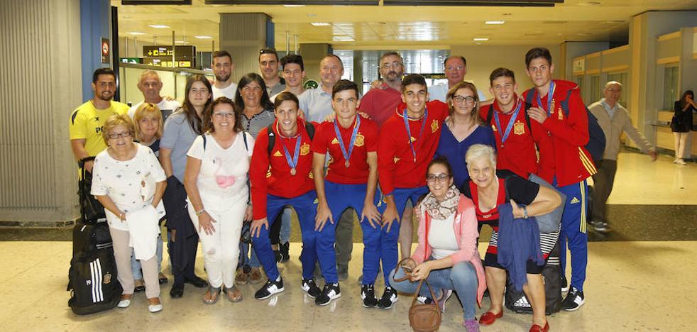 Valencia CF | Ferran y Guillamon ya están en casa